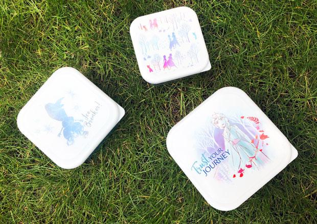 Frozen Lunch Boxes