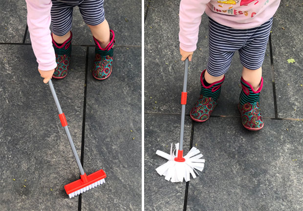 Kids CLeaning Toy