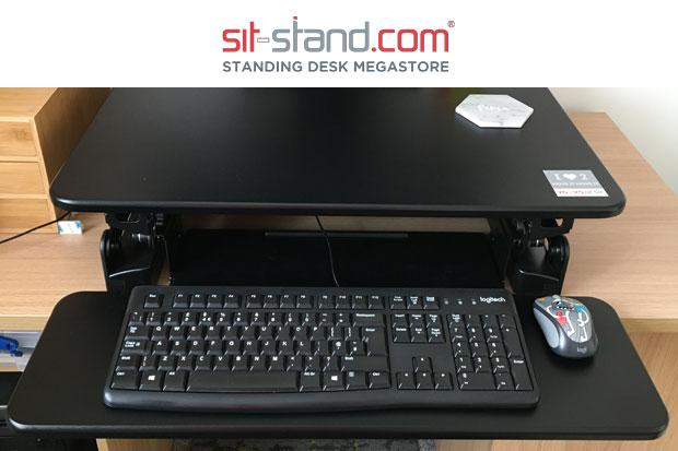 Yo-Yo DESK MINI Standing Desk Review | Sit-Stand.Com Discount Code