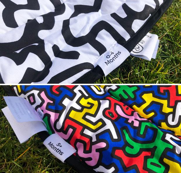 Etta Loves x Keith Haring Playmat Review – Reversible Playmat