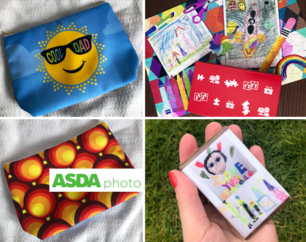 Asda Photo Gifts Father's Day