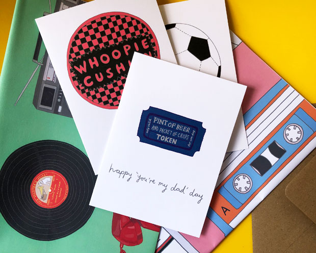 Funny Cards and Gift Wrap from You've Got Pen on Your Face