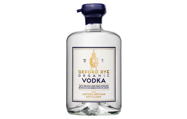 The Oxford Artisan Distillery Rye Vodka
