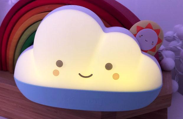 Skip Hop Dream & Shine Sleep Trainer Review A Mum Reviews