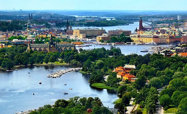 Stockholm Holiday