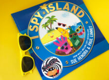 Book Review: I SPY ISLAND by Sue Hendra and Paul Linnet