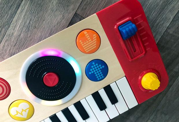 HAPE DJ Toy
