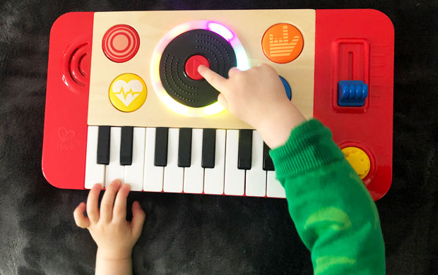DJ Toy for Toddlers