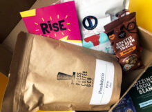 RiSE Coffee Box - Speciality Coffee Gift Box Subscription