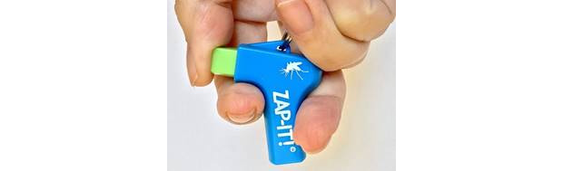 Zap-It Mosquito Insect Bite Relief Device