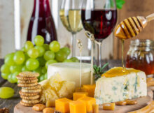 A Quick Guide to Paring Wine and Cheese