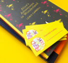 Business Card Bookmarks