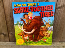 Book Review: How to Track a Sabre-Toothed Tiger