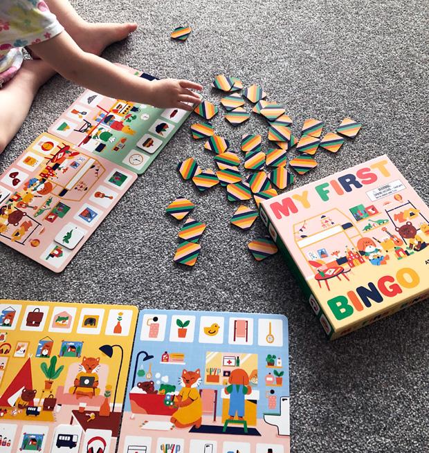 Bingo Game Toddler