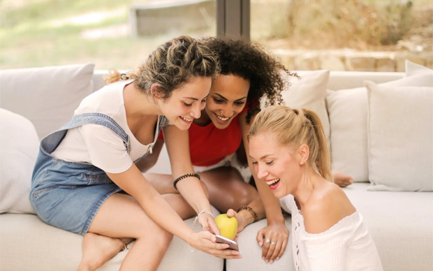 Girls Smartphone