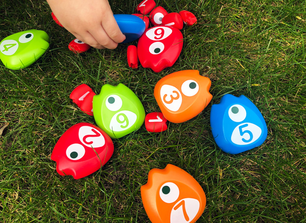 Hape Monster Math Scale Review