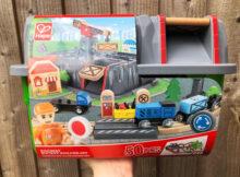 Hape Railway Bucket Builder Set Review