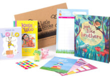 A Book Subscription Box for Children A Mum Reviews