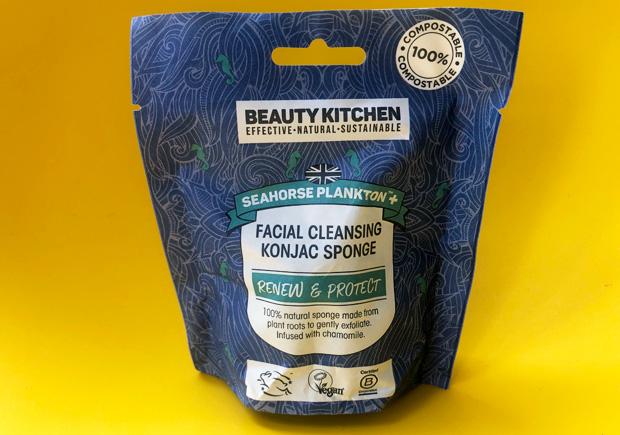 Beauty Kitchen Facial Konjac Sponge