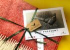 Lazy Pheasant Luxury Merino Wool Throw   A Lovely Gift Idea!