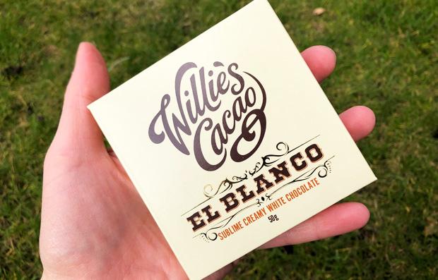 Willie's Cacao El Blanco Venezuelan Chocolate 50g
