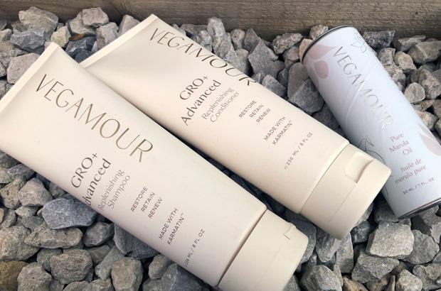 Vegamour Shampoo and Conditioner